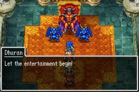 Dragon Quest VI: Realms of Revelation review: Slime and