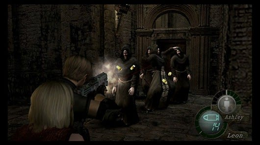 Resident Evil 4 HD's Achievements revealed
