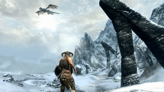 Explore Skyrim's other epic settings with PC tweak guide