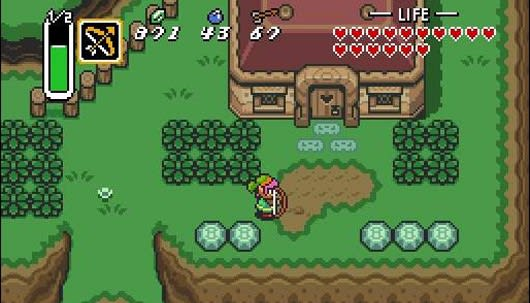 Nintendo 'hasn't decided' whether to remake A Link to the Past or