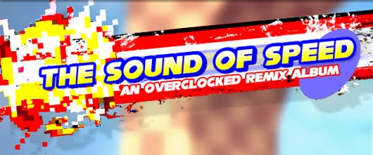 Overclocked Remix releases free Sonic: The Sound of Speed album