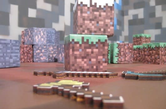 Meatcraft's Minecraft theme makes it okay for adults to play