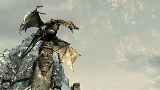 Well, at least we won't run out of dragons in Skyrim