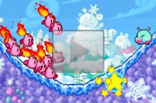 2f40d79b8c For the first few minutes of my Kirby  Mass Attack demo