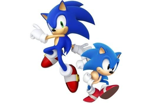 sonic generations 2d download pc
