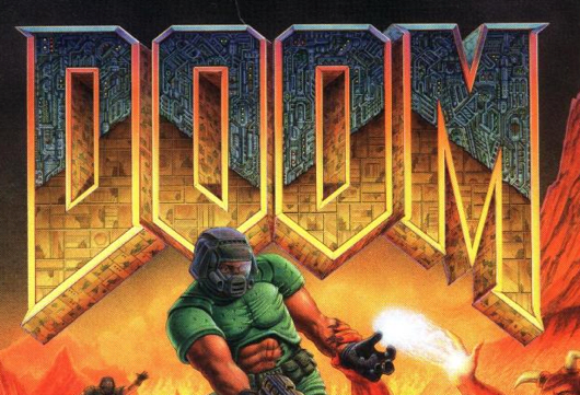 Stripped down version of Rage used to bring classic Doom
