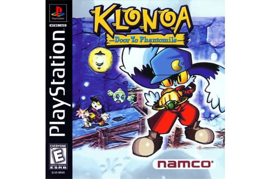 ESRB dreams up Klonoa: Door to Phantomile on PS3 and PSP