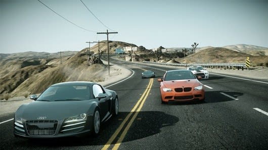 EA seeking studio partner for Need for Speed movie