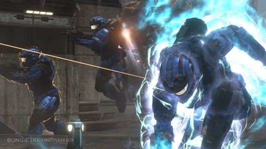 Halo: Reach title update coming in September, Armor Lock