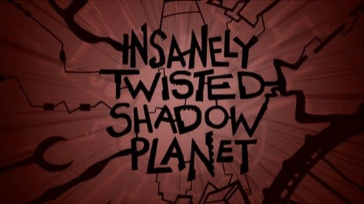Insanely Twisted Shadow Planet review: Black Hole Sun