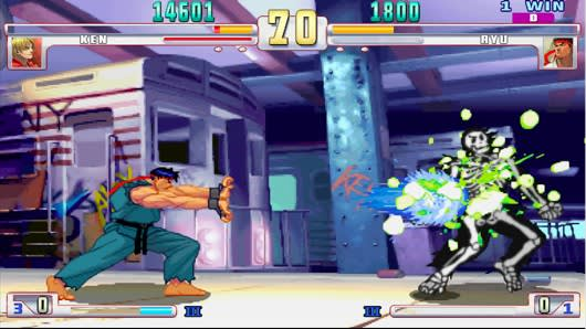 Street fighter iii: third strike online edition review (xbox 360.