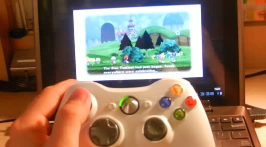 Technology: Play Wii on an Android tablet with an Xbox 360