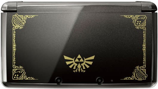 Europe's Zelda: Ocarina of Time 3DS is a magical artifact