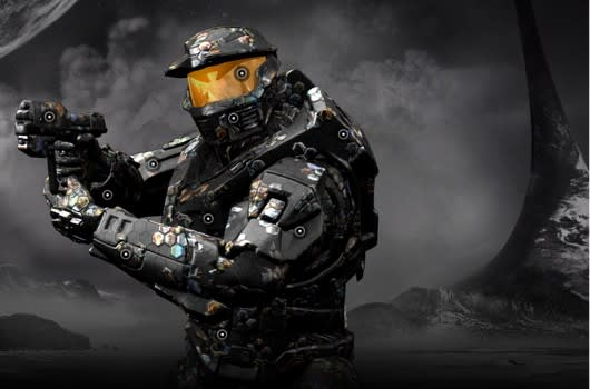 Tough Economy Even Master Chief Has To Buy Halo Engadget
