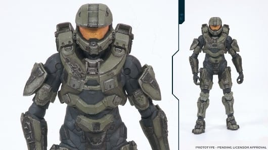 Halo 4 S Master Chief Steps Boldly Into The Physical Realm