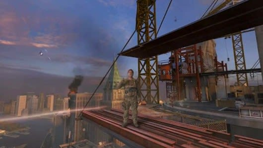 Modern Warfare 3 'Content Collection #1' drops on Xbox Live