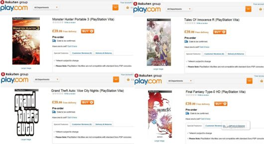Recently revealed Vita games already cancelled (good thing