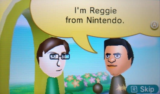 New 3ds Mii Plaza Games Off To A Good Start Says Iwata