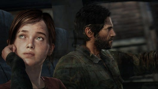 The Voices Of Joel And Ellie To Judge The Last Of Us Fan Art