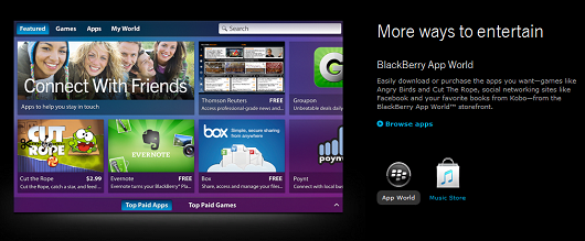 How To Download Games On Blackberry