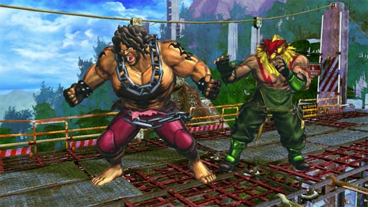 Street Fighter X Tekken adds costume and gem DLC on June 5