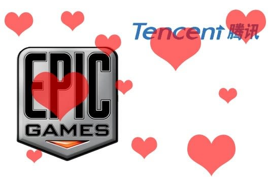 Tencent sunk $330 million into Epic Games, owns nearly half