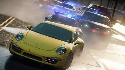 Need for Speed: Most Wanted demo hits PSN, Xbox Live