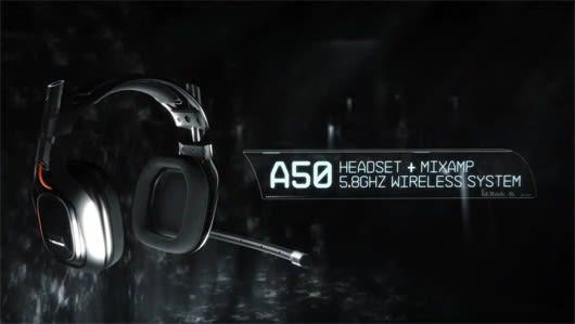 70fbd94f493 ... generation of hardware ages before console manufacturers are ready to  take the plunge. Today, Astro Gaming has released the A50 Wireless Gaming  Headset ...