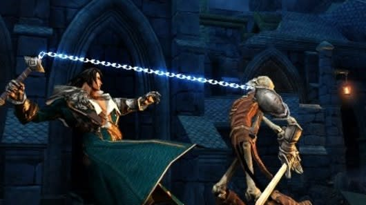 Image result for Castlevania: Lords of Shadow – Mirror of Fate – Logo & Trailer