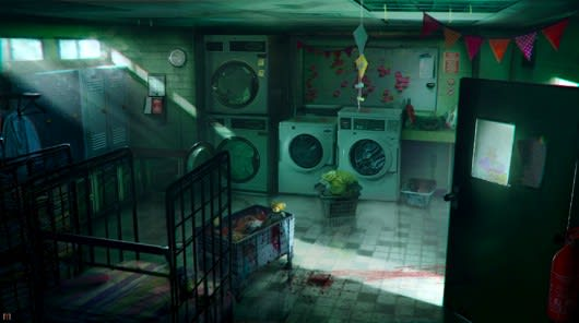 ZombiU footage will terrify U on monster hunter 4 map, dark souls map, teslagrad map, don't starve map, the walking dead map, dead island 2 map, donkey kong country returns map, shovel knight map, cry of fear map, far cry 3 map, crackdown 2 map, evolve map, the legend of zelda map, monster hunter 3 ultimate map, hyrule warriors map, state of decay map, hitman absolution map, the elder scrolls v: skyrim map, bioshock infinite map, lego marvel super heroes map,