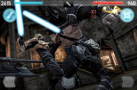 Infinity Blade 2 adds free 'Skycages' update, limited-time price cut
