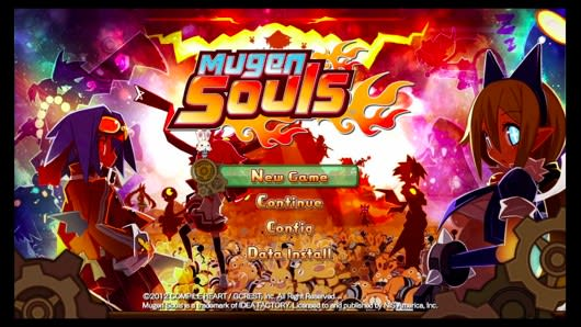 Mugen Souls sees a short delay and an 'overwhelming' trailer