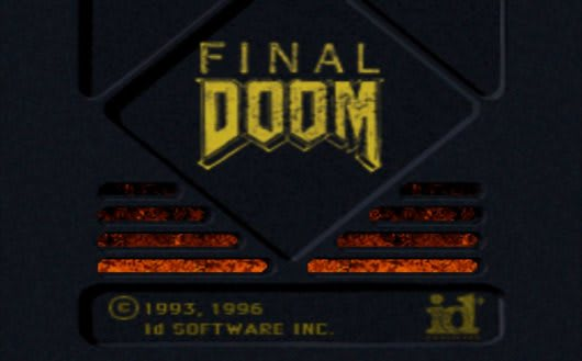 Doom Classic Complete hits PSN today, includes Master Levels