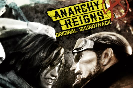 Anarchy reigns soundtrack download