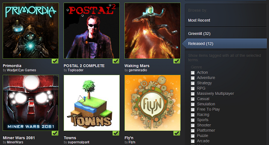 Next Steam Greenlight batch incoming on January 15