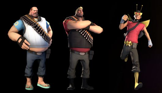 Team Fortress 2 gets some Adult Swim costumes (where's our