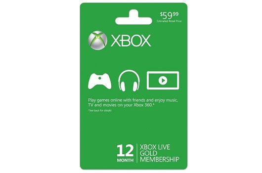 Best Buy, Amazon offer 12 months of Xbox Live Gold for $35