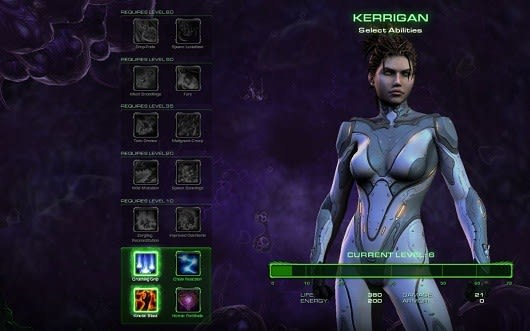 Starcraft 2 Heart Of The Swarm Trailer Shows Sarah S