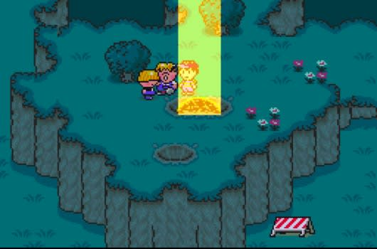 Earthbound is an effective band-aid for the Wii U's Virtual