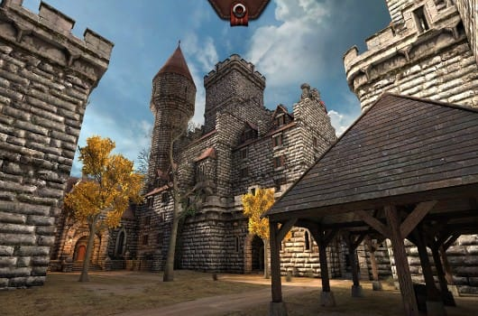 Unreal Engine 3-powered Epic Citadel now playable in browsers