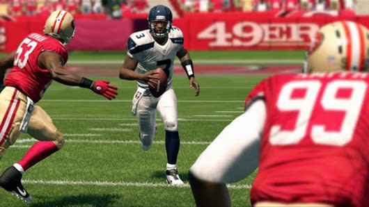 c3827185fba If you watch the NFL and play Madden every year as the season progresses,  you might use the game as a barometer for real-life player performance.