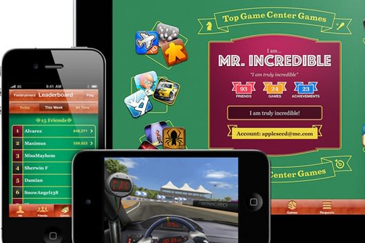 Game Center redesigned for iOS 7, coming this fall