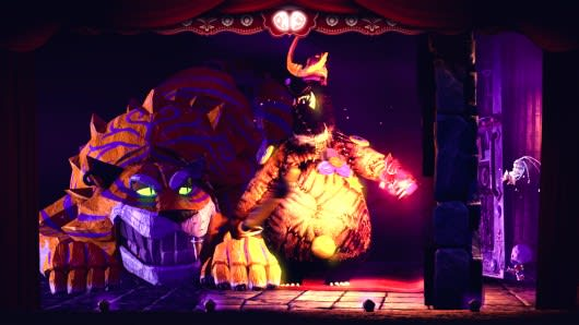 Puppeteer director to pursue smaller games next, steer clear