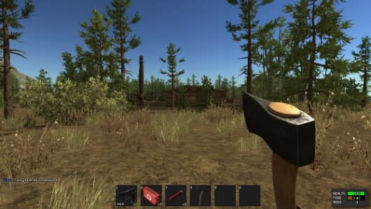 Garry's Mod creator launches Rust in free alpha