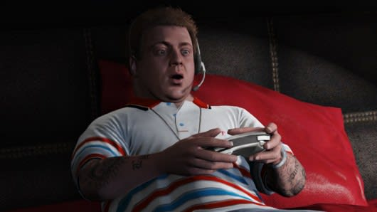 GTA5 requires installation on PS3, Xbox 360