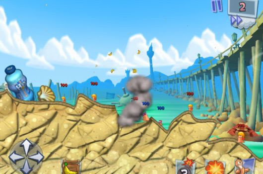 Worms 3 unearthed as mobile exclusive