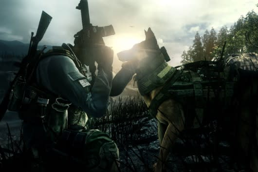 Call of Duty: Ghosts profiles, DLC transfer from current-gen
