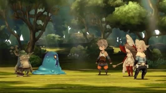 Japan's new Bravely Default demo offers four free chapters