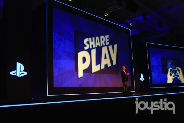 PS4's Share Play limited to one hour increments