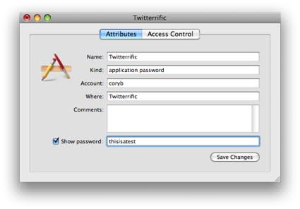 Mac 101  Retrieve your Keychain passwords b4adc83f04